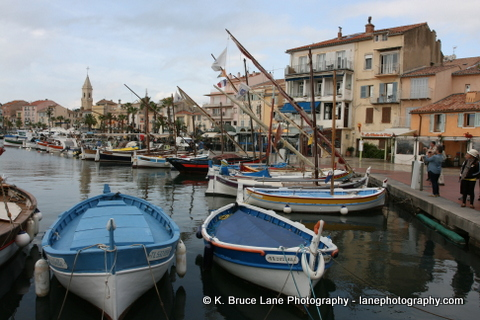 Click the image to view my NEW Sanary, France Gallery